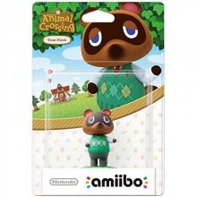 Amiibo Figura Tom Nook Animal Crossing en PcComponentes