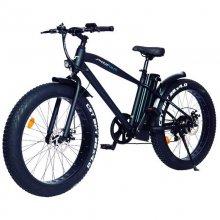 SkateFlash Urban Fat Bicicleta Eléctrica