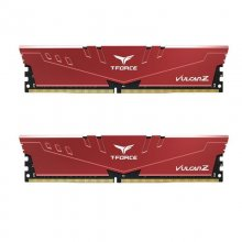 Team Group T-Force Vulcan Z DDR4 3200Mhz PC4-25600 32GB 2x16GB CL16 Rojo en PcComponentes