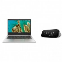 "Lenovo Chromebook IdeaPad 3 CB 14IGL05 Intel Celeron N4020/4GB/64GB eMMC/14"" + Lenovo Smart Clock Essential en PcComponentes"