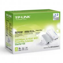 TP-LINK TL-WPA4220KIT Wireless N Kit en PcComponentes