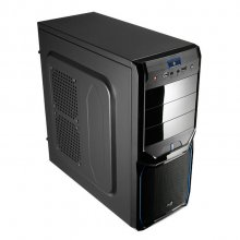 Aerocool V3X Advance Evil USB 3.0 Blue Edition en PcComponentes