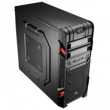 AeroCool GT Advance USB 3.0 Edition Negra en PcComponentes