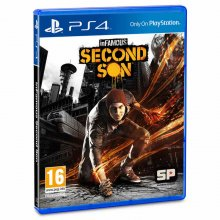 Infamous Second Son PS4 en PcComponentes