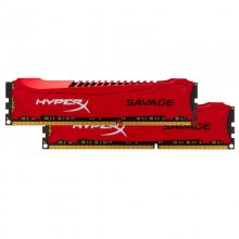 Kingston HyperX Savage DDR3 2133 PC3-17000 16GB 2x8GB CL11 en PcComponentes