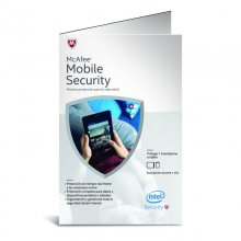 McAfee Mobile Security 1 Licencia en PcComponentes