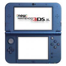 Nintendo New 3DS XL  Azul en PcComponentes