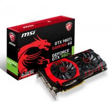 MSI GeForce GTX 980 Ti Gaming 6GB GDDR5 en PcComponentes
