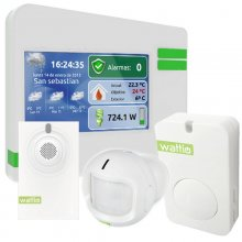 Wattio Smart Security Pack en PcComponentes