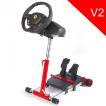 Wheel Stand Pro For Thrustmaster F458/F430/T80/T100 Rojo en PcComponentes