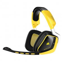 Corsair VOID Wireless Dolby 7.1 Gaming Yellowjacket en PcComponentes