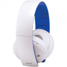 Sony Wireless Stereo Headset Blancos PS4/PS3/PC en PcComponentes