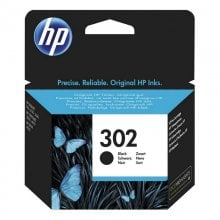 HP 302 Cartucho Tinta Original Negro