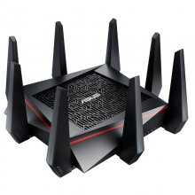Asus RT-AC5300 Router Gigabit Tri-Band Inalámbrico en PcComponentes