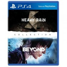 Heavy Rain & Beyond: Two Souls Collection PS4 en PcComponentes