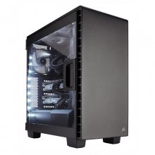 Corsair Carbide Clear 400C Negra con Ventana en PcComponentes