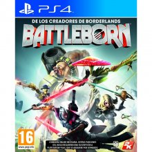 Battleborn PS4 en PcComponentes