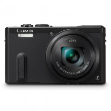 Panasonic Lumix DMC-TZ60 18MP Wi-Fi Negra Reacondicionado en PcComponentes