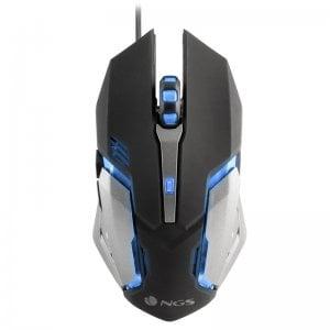 NGS GMX-100 Ratón Gaming 2400 DPI