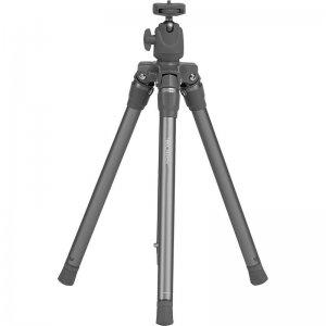 Rollei Compact Star S3 Trípode Compacto Aluminio Negro