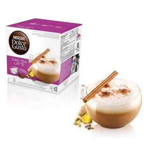 Nescafé Dolce Gusto Chai Tea Latte 16 Cápsulas