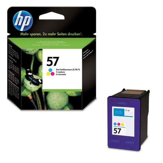 HP C6657A Nº57 Color