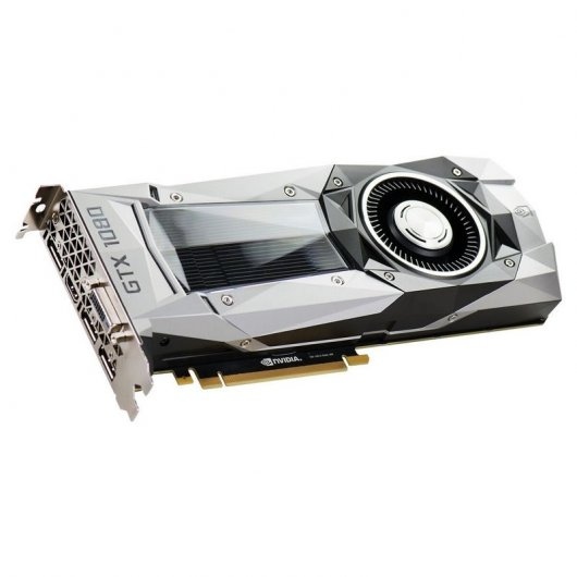 EVGA GeForce GTX 1080 Founders Edition 8GB GDDR5X