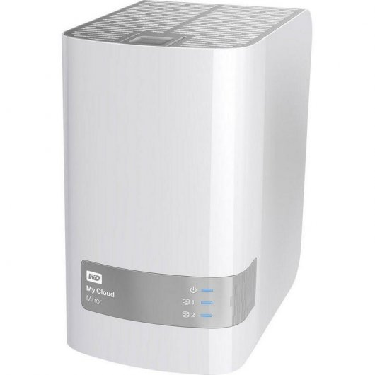 WD My Cloud Mirror Gen 2 8TB NAS