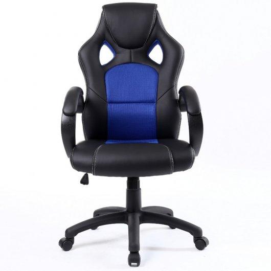 Silla Gaming F12 Azul