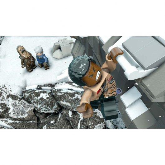 Star Wars El Despertar De La Fuerza Doblada: Lego Star Wars: El Despertar De La Fuerza PS4
