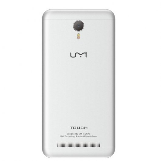 Umi Touch 4G 16GB Silver Libre