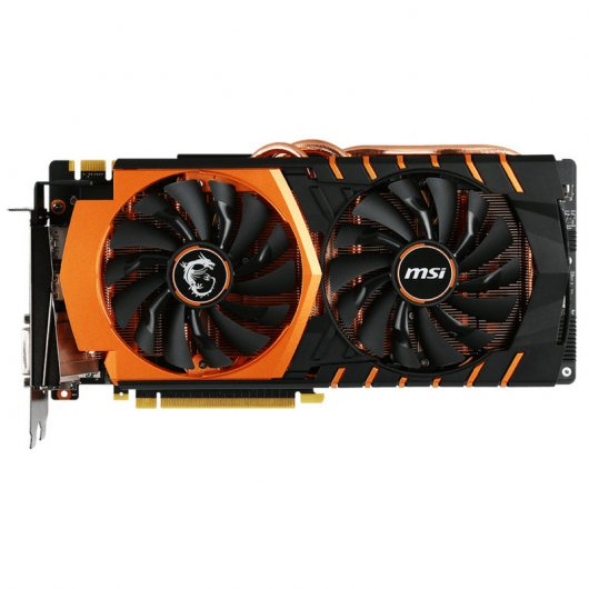 MSI GeForce GTX 980 Ti Golden Edition 6GB GDDR5 Reacondicionado