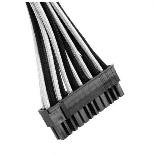 CableMod Basic Cable Extension Kit - 6+6 Pin Series - Negro y Blanco