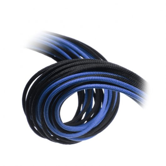 CableMod Basic Cable Extension Kit - 8+6 Pin Series - Negro y Azul