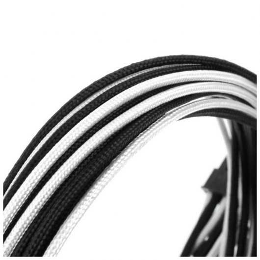 CableMod Basic Cable Extension Kit - 8+6 Pin Series - Negro y Blanco