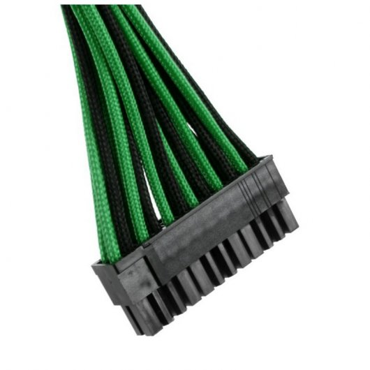 CableMod C-Series AXi, HXi & RM Basic Cable Kit - Negro y Verde