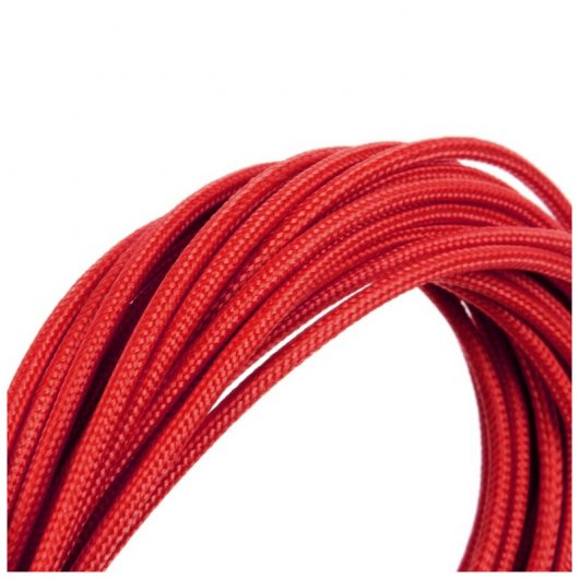 CableMod C-Series AXi, HXi & RM ModFlex Cable Kit - Rojo