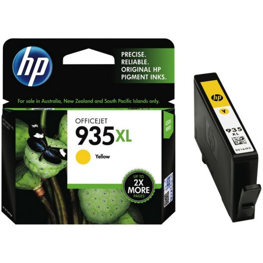 HP 935XL Cartucho Tinta Amarillo
