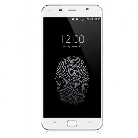 Umi Touch 4G 16GB Silver Libre Reacondicionado