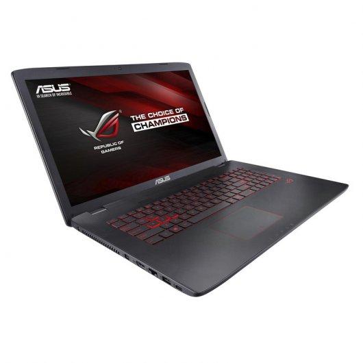 """Asus GL752VW-T4322D i7-6700HQ/16GB/1TB+256SSD/GTX960M/17.3"""""""