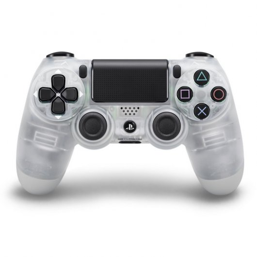 Sony PS4 Dual Shock 4 Crystal