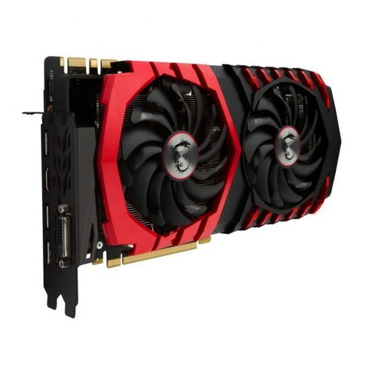MSI GTX 1080 Gaming X 8GB GDDR5X Reacondicionado