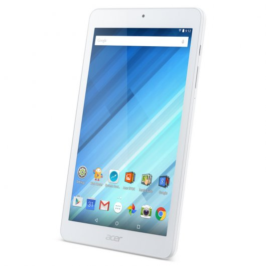 "Acer Iconia One 8 8"" IPS Blanca"