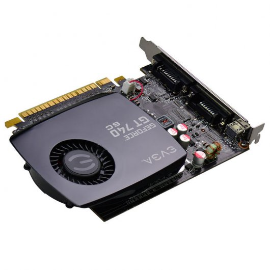 EVGA GeForce GT 740 SC 4GB DDR3