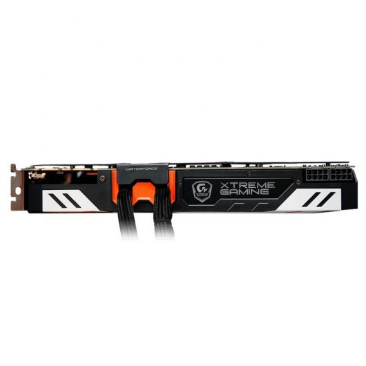 Gigabyte GeForce GTX 1080 Xtreme Gaming Water Cooling 8GB GDDR5X