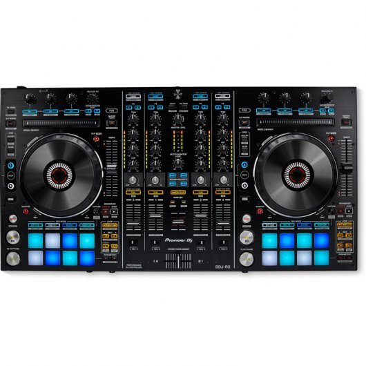 DJ CONTROLLER RED