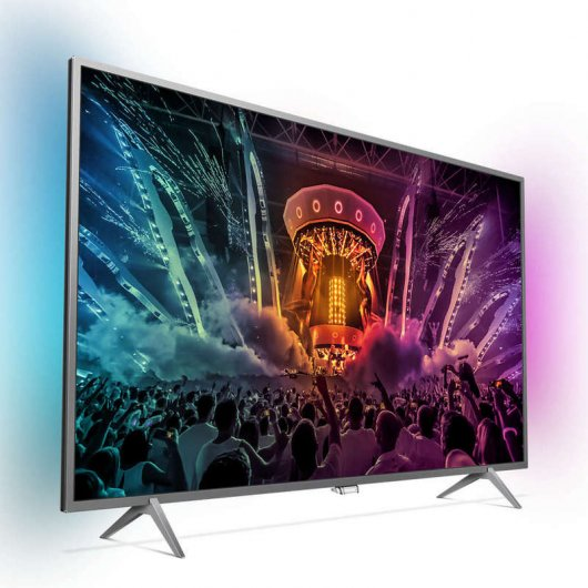 "Philips 49PUS6401 49"" LED 4K UltraHD"