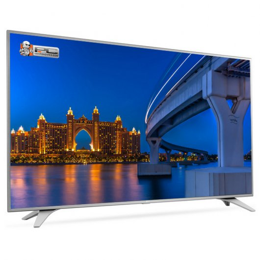 "LG 43UH650V 43"" LED UltraHD 4K Reacondicionado"