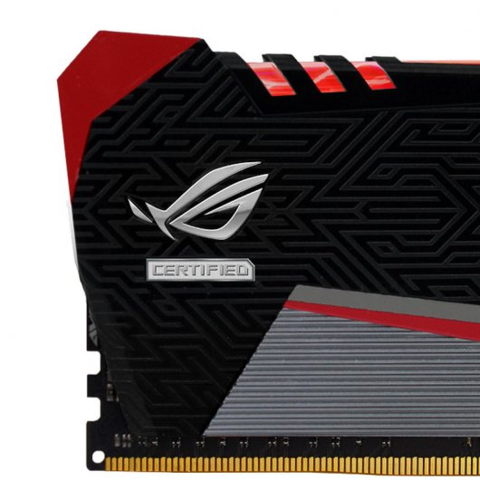 Avexir Red Tesla DDR4 2666 PC4-21300 8GB 2x4GB CL15 LED Rojo