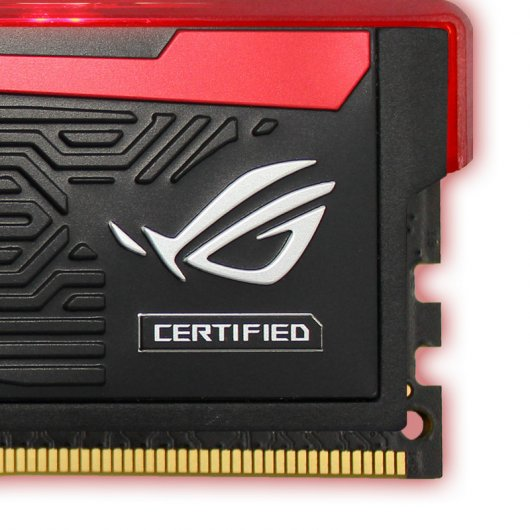 Avexir Red Tesla DDR4 2666 PC4-21300 16GB 4x4GB CL15 LED Rojo